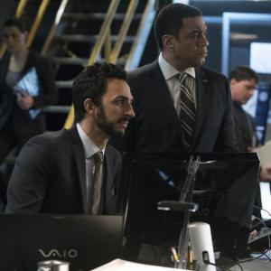 Harry Lennix, Amir Arison