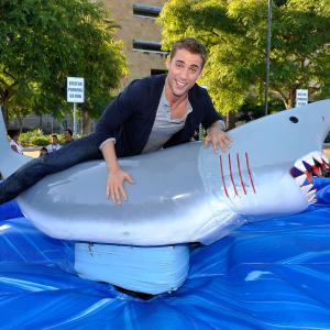Dustin Milligan at event of Shark Night 3D (2011)