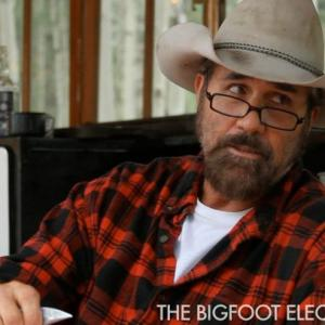 Carlin Gives some advice about the Sheriff in THE BIGFOOT ELECTIONS Randall as Carlin
