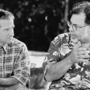Still of Robin Williams and Francis Ford Coppola in Jack 1996