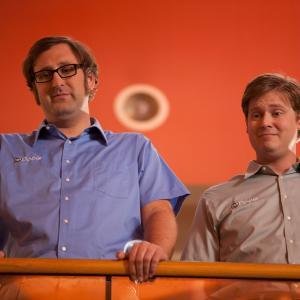Still of Tim Heidecker and Eric Wareheim in Tim and Eric's Billion Dollar Movie (2012)