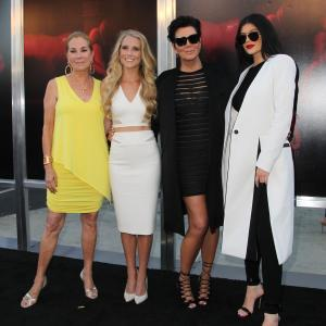 Kris Jenner, Cassidy Gifford, Kylie Jenner, Kathie Lee