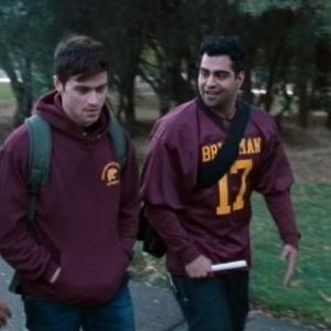 Matt Cohen (Johnny Jones) Michael J Pagan (Michael Grant) and David Zahedian (Brad)