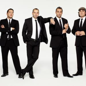 Joseph Gatto, Sal Vulcano, Brian Quinn, James Murray