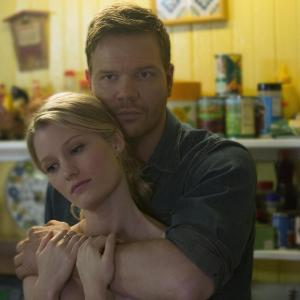 Jim Parrack, Ashley Hinshaw