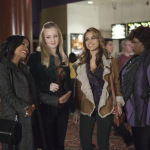 Nia Long, Wendi McLendon-Covey, Zulay Henao, Cocoa Brown