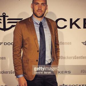 Dockers fashion launch