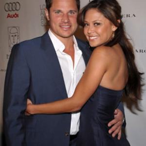 Nick Lachey and Vanessa Lachey