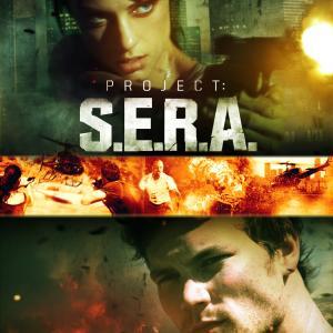 Ben Howdeshell Julia Voth and Derek Theler in Project SERA 2013