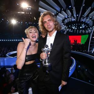 Miley Cyrus at event of 2014 MTV Video Music Awards (2014)