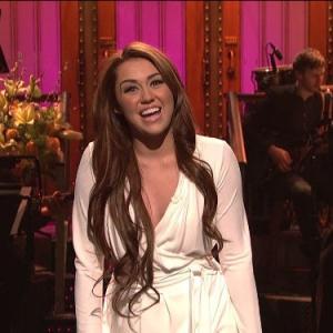 Still of Miley Cyrus in Saturday Night Live (1975)