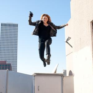 Still of Miley Cyrus in So Undercover (2012)