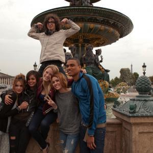 Still of Miley Cyrus, Lina Esco, Ashley Greene, Ashley Hinshaw and Tanz Watson in L.O.L. (2012)