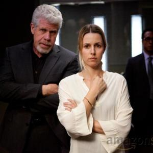 Ron Perlman, Alona Tal