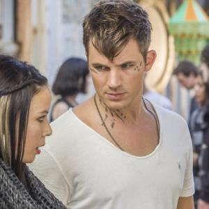 Malese Jow, Matt Lanter