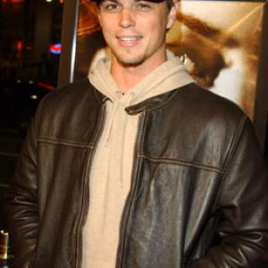 Darin Brooks at event of BloodRayne 2005