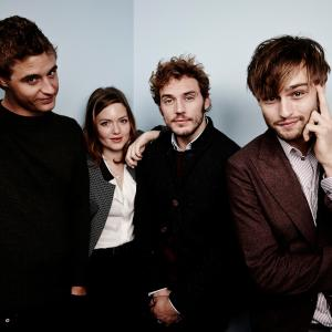 Holliday Grainger, Max Irons, Douglas Booth, Sam Claflin