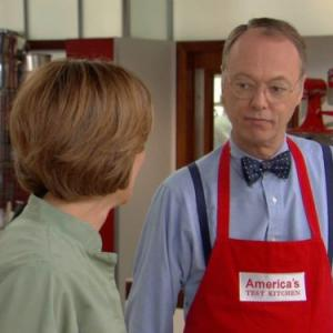 Christopher Kimball, Becky Hays