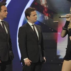 Declan Donnelly, Anthony McPartlin, Pixie Lott