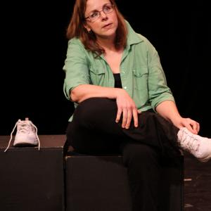 SCARED SKINNY in The 2010 New York International Fringe Festival at The Paradise Theatre NYC Winner 2010 Best Solo Show Award