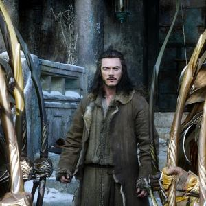 Still of Luke Evans in Hobitas: Penkiu armiju musis (2014)
