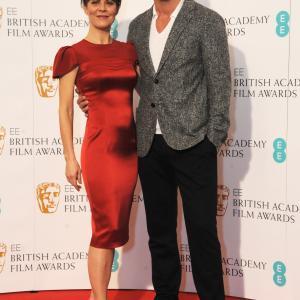 Helen McCrory and Luke Evans
