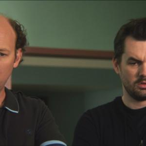 Jim Jefferies, Dan Bakkedahl