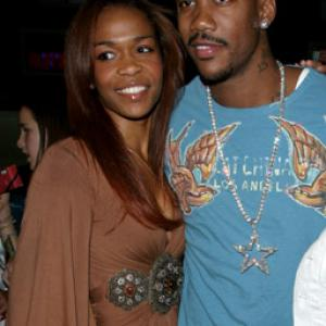 Michelle Williams, Stephon Marbury