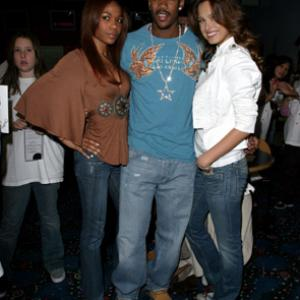 Michelle Williams, Petra Nemcova, Stephon Marbury