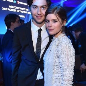 Kate Mara, Nat Wolff