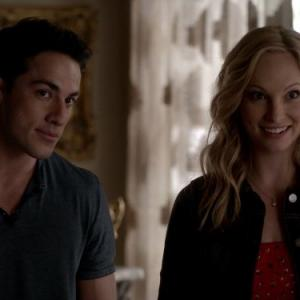 Michael Trevino, Candice Accola