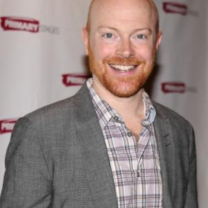 Jeff Biehl at opening night for Poor Behavior by Theresa Rebeck NYC 2014