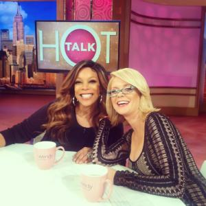 Carrie Keagan, Wendy Williams