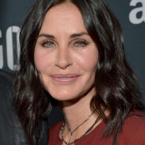 Courteney Cox at event of Hand of God (2014)