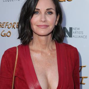 Courteney Cox at event of Just Before I Go (2014)
