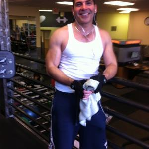 At the Gym Certified Personal Fitness Trainer