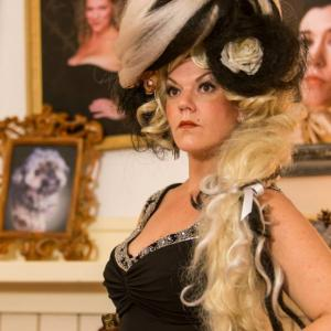 S Siobhan McCarthy as Prejudice in The Twisted Slipper