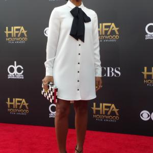 Janelle Monáe at event of Hollywood Film Awards (2014)