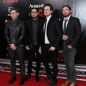 Jared Followill, Caleb Followill, Nathan Followill, Matthew Followill, Kings of Leon