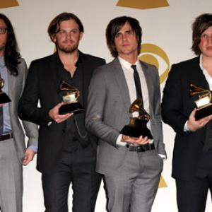 Jared Followill, Caleb Followill, Nathan Followill, Matthew Followill