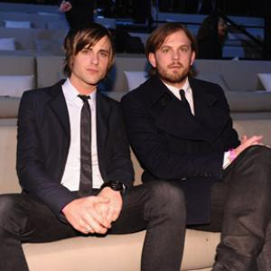Jared Followill, Caleb Followill