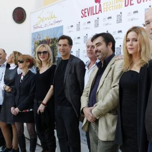 Jury of the Seville European Film Festival, november 2011
