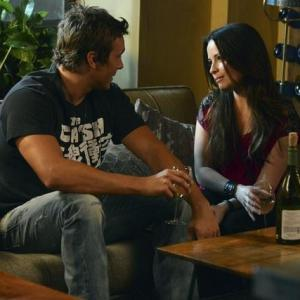 Holly Marie Combs, Steve Talley