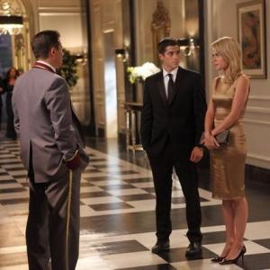 Still of Rachael Taylor and Dave Annable in 666 Park Avenue (2012)