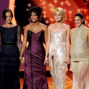 Drew Barrymore, Minka Kelly, Rachael Taylor and Annie Ilonzeh