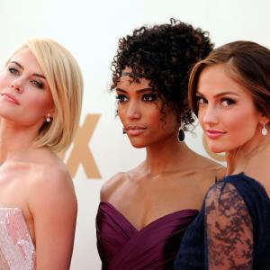 Minka Kelly, Rachael Taylor and Annie Ilonzeh