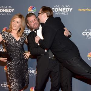 Jason Jones, Samantha Bee, John Hodgman