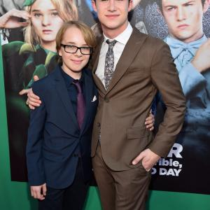 Dylan Minnette, Ed Oxenbould