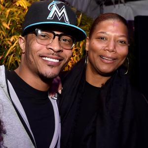 Queen Latifah, T.I.