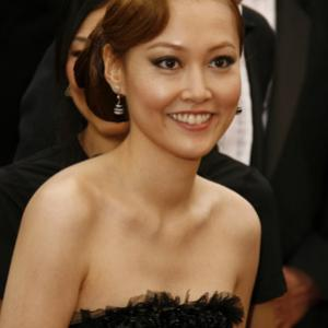 Rinko Kikuchi at event of The 79th Annual Academy Awards 2007